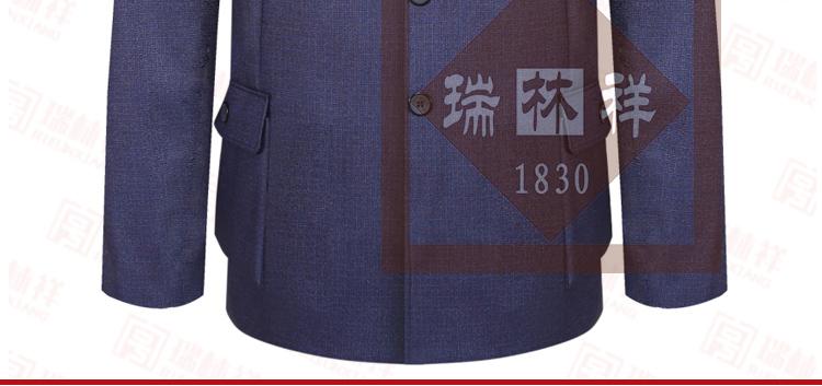 瑞林祥寿衣9号中山装2800套系_03