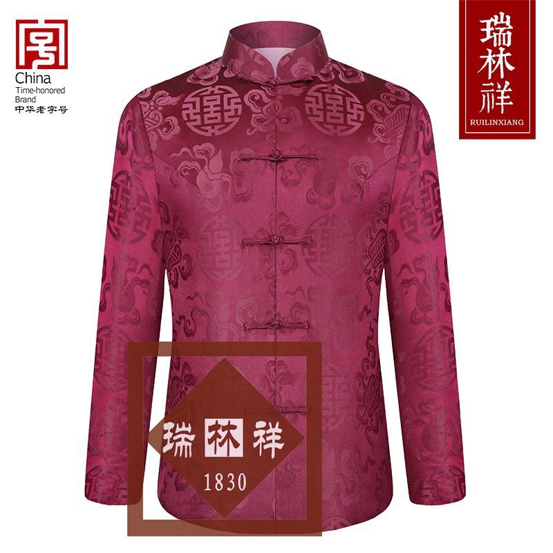 女式桑蚕丝寿衣全套紫7号