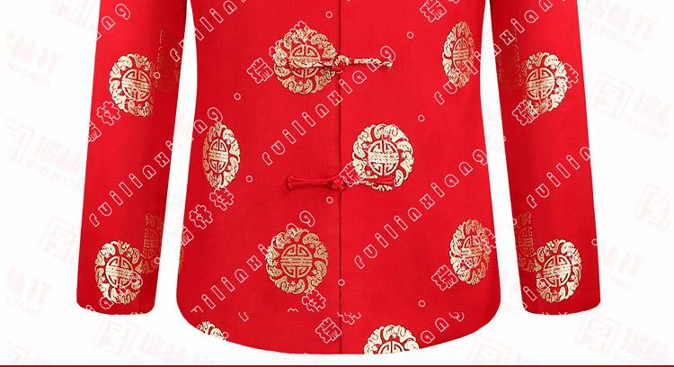 瑞林祥寿衣红10 纺丝-03