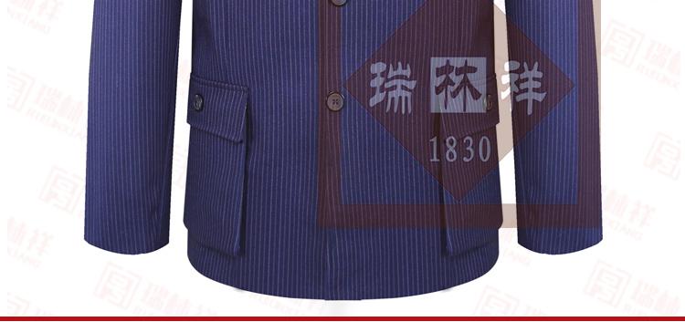 瑞林祥寿衣1号中山装2800套系_03